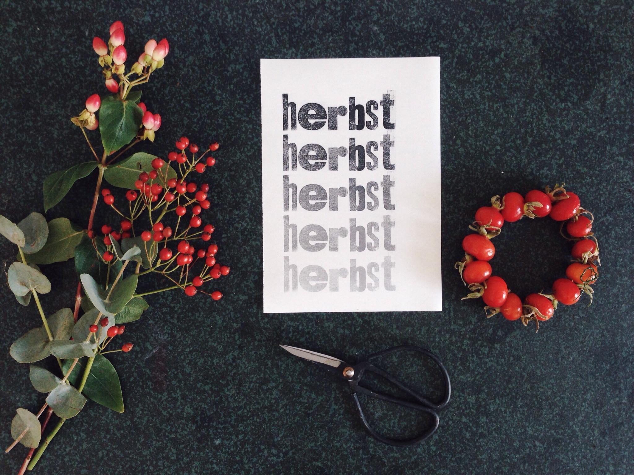 herbstkranz selber basteln beste herbstdeko diy ideen, friday flowerday - herbstkranz | paulsvera, Design ideen