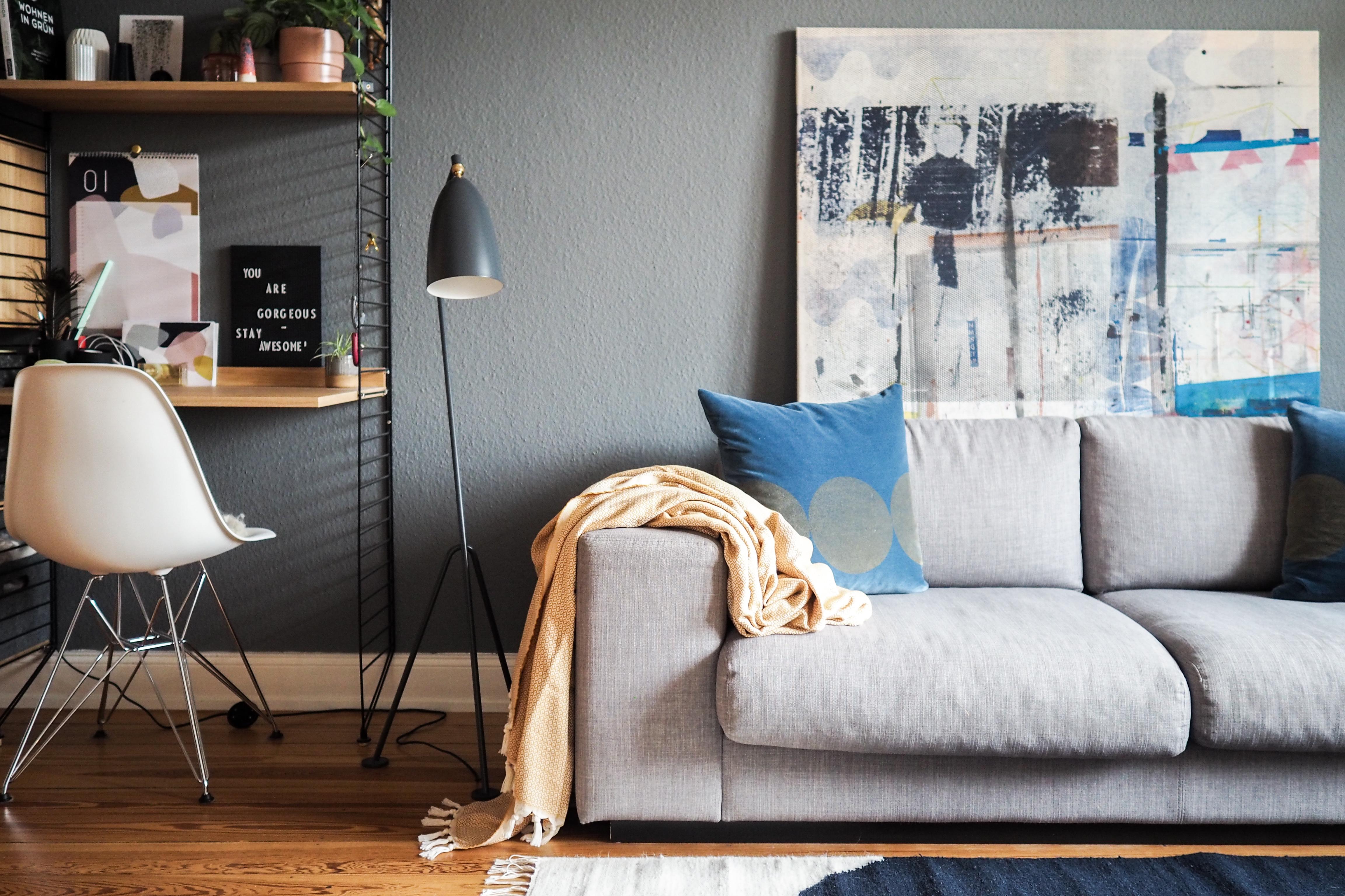 Room for Passion: Mein Wohnzimmer auf dem IKEA Blog | paulsvera