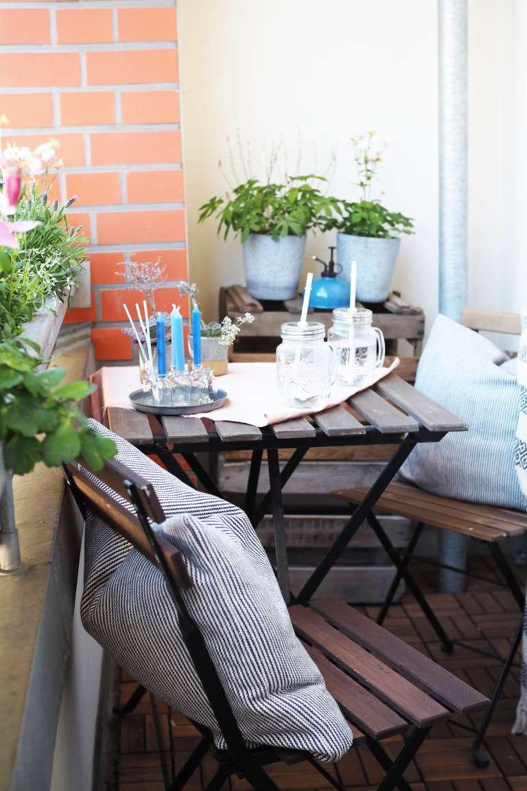 2 Living Balkon Deko Fruhling Blumen Ediths Iblaursen Paulsvera