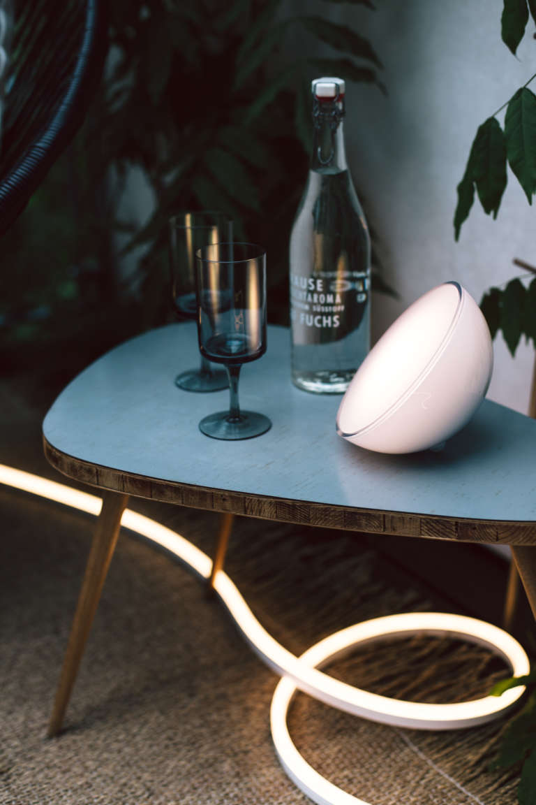 Aussenbeleuchtung Smart Home Philips Hue Paulsvera 11