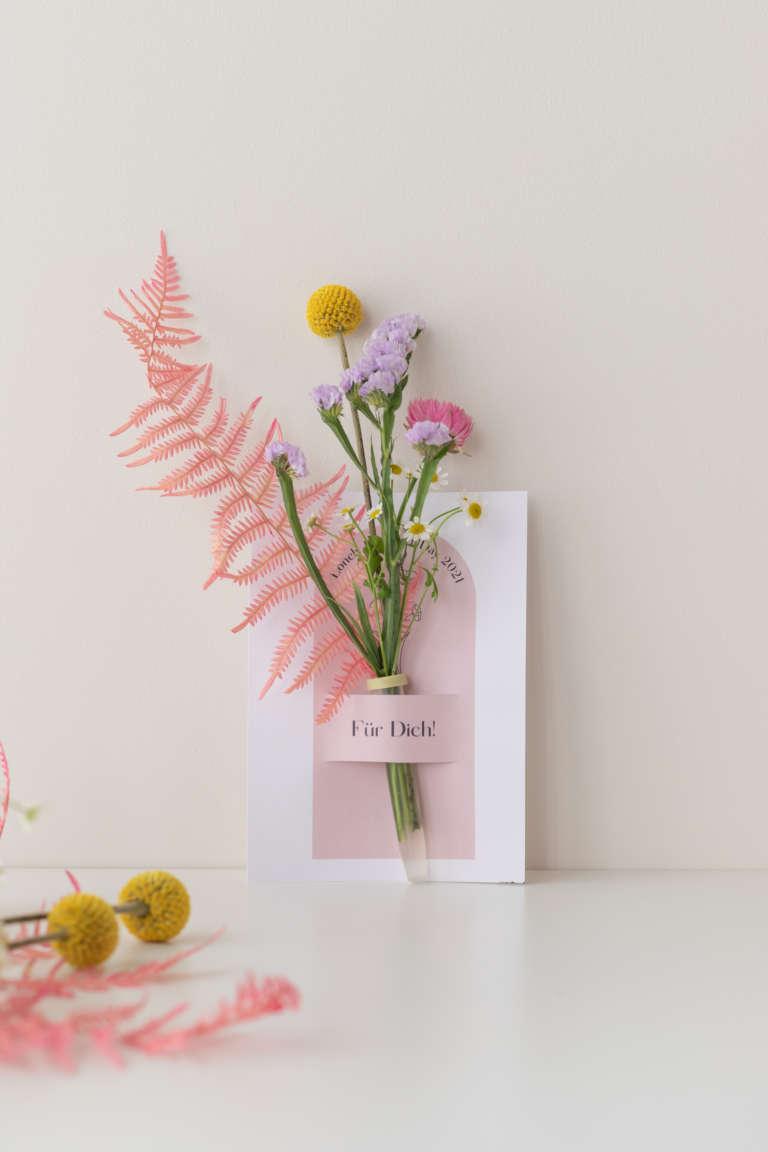 DIY Blumenkarte studiovea Fleurop Freebie Glueckwunschkarte 15