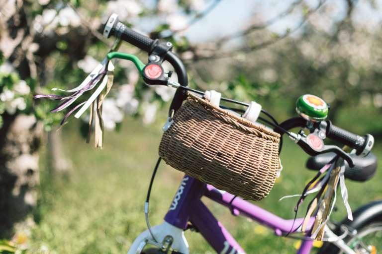 Diy Fahrrad Tassel Troddel Bastelideen Fur Kinder Paulsvera 8