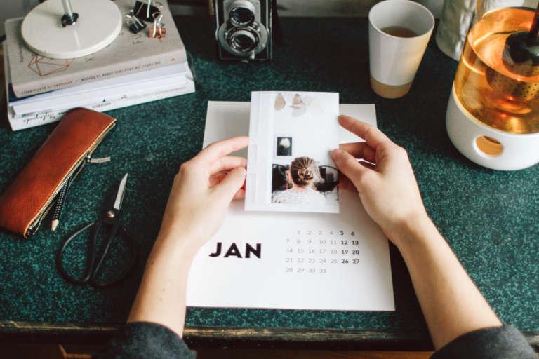 Diy Fotokalender Freebie Kalender 2019 Zum Ausdrucken Kostenlos Hp Tango Schoener Drucker Paulsvera 29