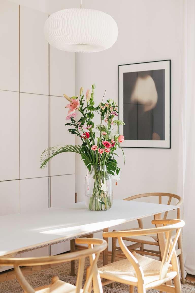 DIY Fruhlingsdeko osterdeko Schwalben Deko Papier bloomon Blumen liefern 2