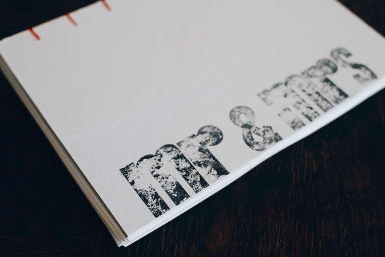 DIY Hochzeit Gästebuch selbst gestalten und binden Idee_paulsvera