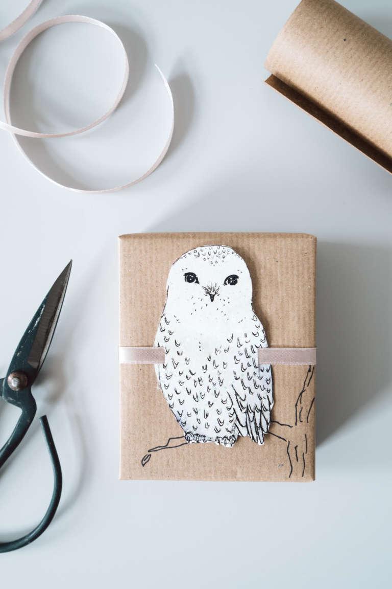 Diy Ideen Geschenke Verpacken Niedlich Suss Kindergeschenke Tiere Paulsvera 3
