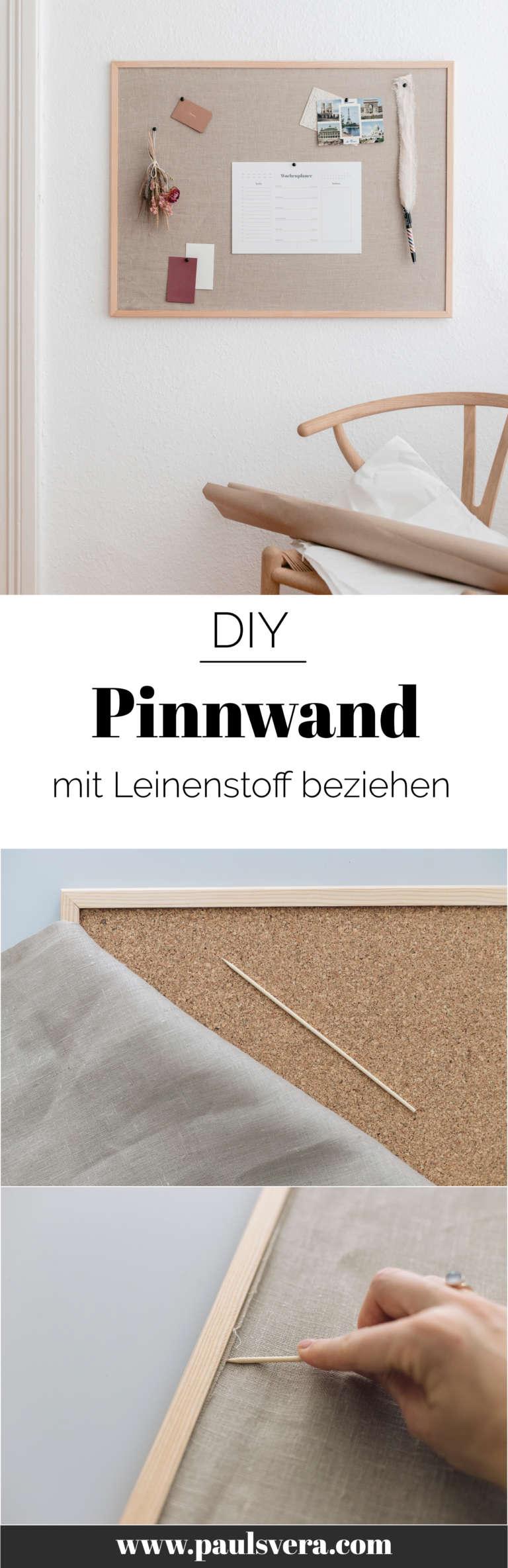 Diy Pinnwand