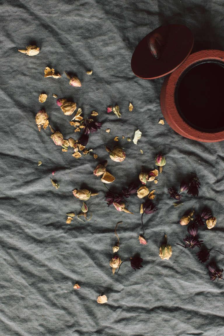 Diy Potpouri Raumduft Getrocknete Blumen Selber Machen Paulsvera 3