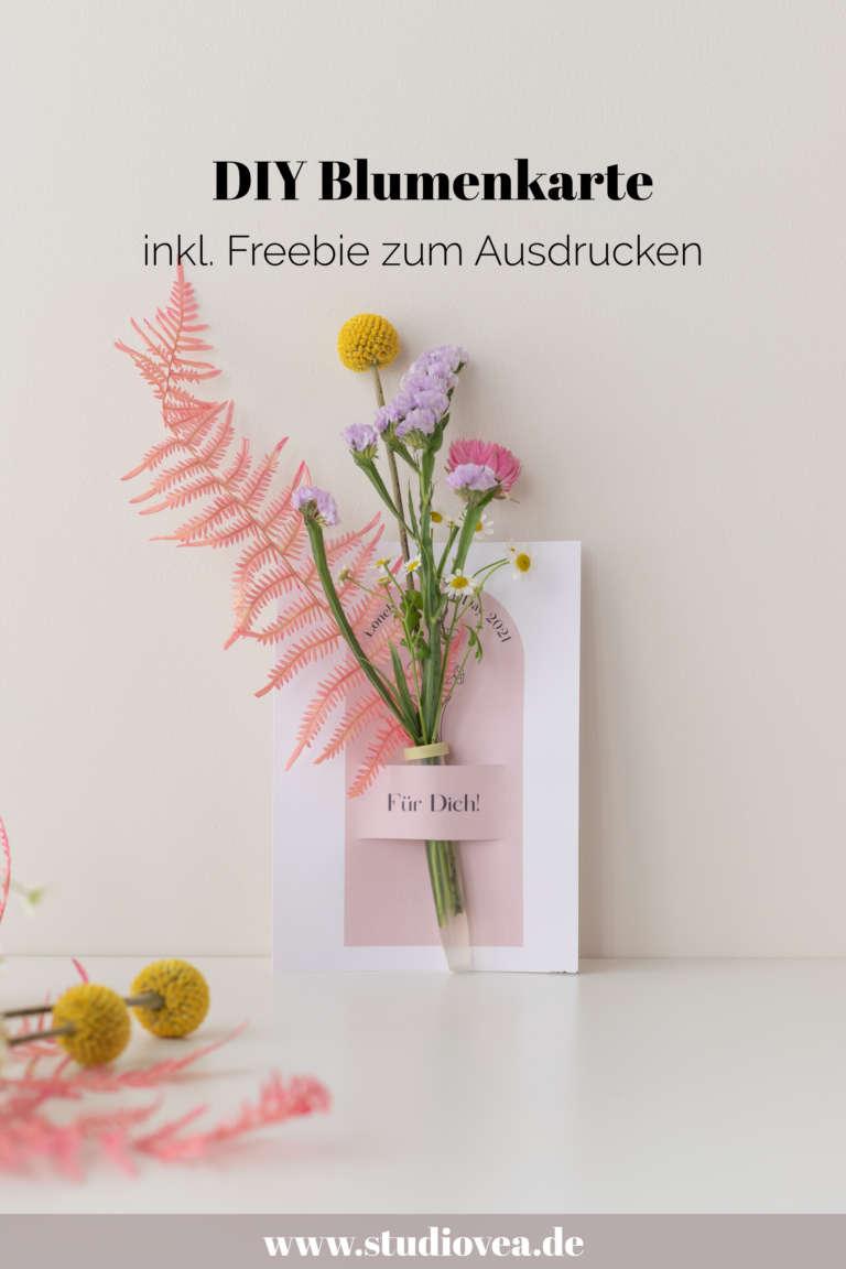 DIY Teaser Blumenkarte studiovea Fleurop Freebie Glueckwunschkarte 15