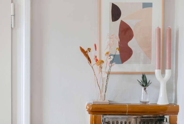 DIY Trockenblumen Halter paulsvera 5