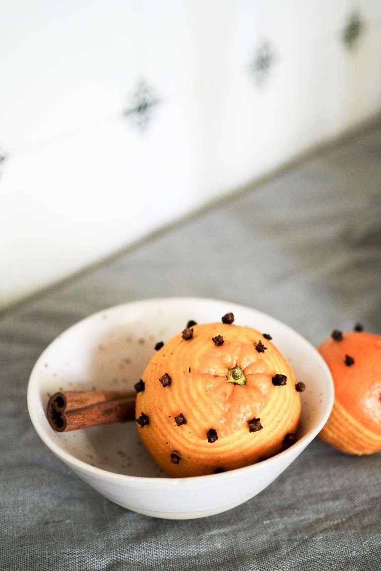 Raumduft Selber Machen Orangen Gespickt Nelken Natrlichen Raumduft   Diy  Selber Machen