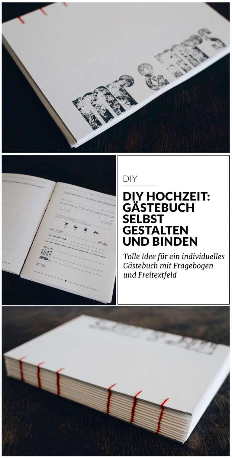 Schön Hochzeit Gästebuch Ideen Ideen Von Nach Einigem Hin Und Her überlegen Hatte