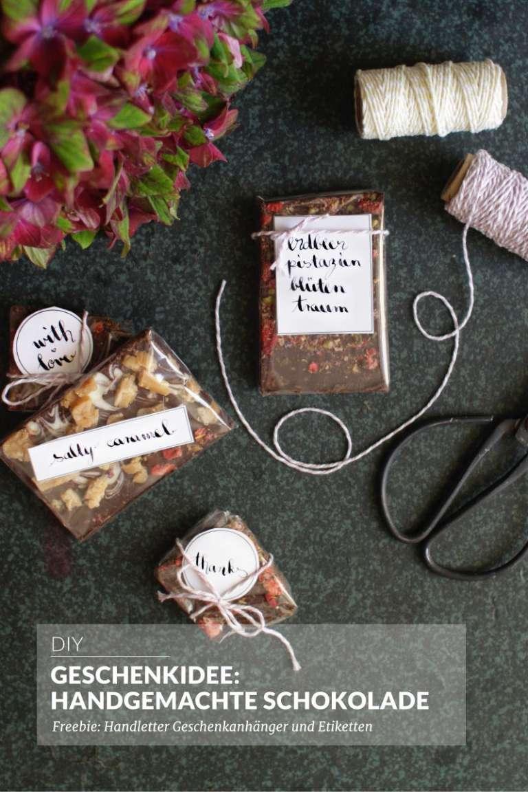 Diy Handgemachte Schokolade Paulsvera