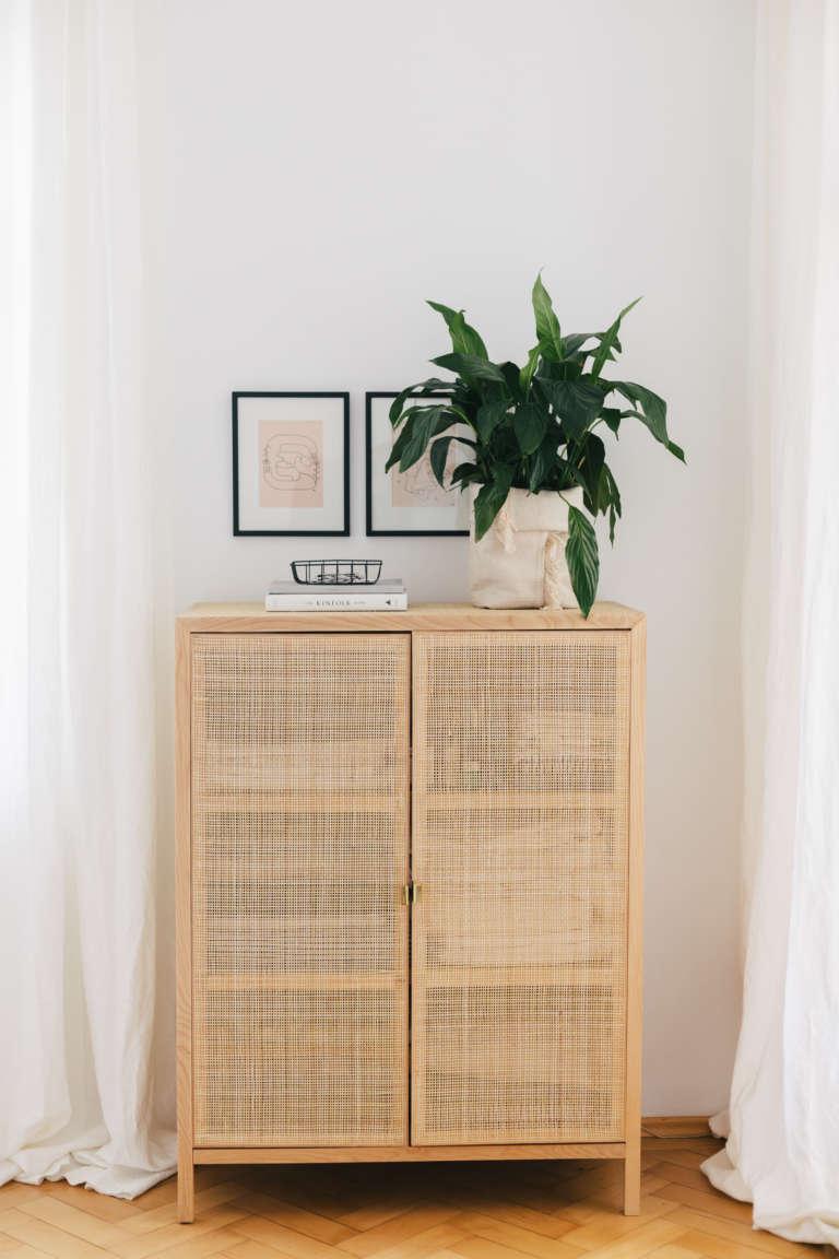 DIY IKEA Hack Blumentopf aus Teppich Sortso Boho DIY Deko Idee paulsvera 8