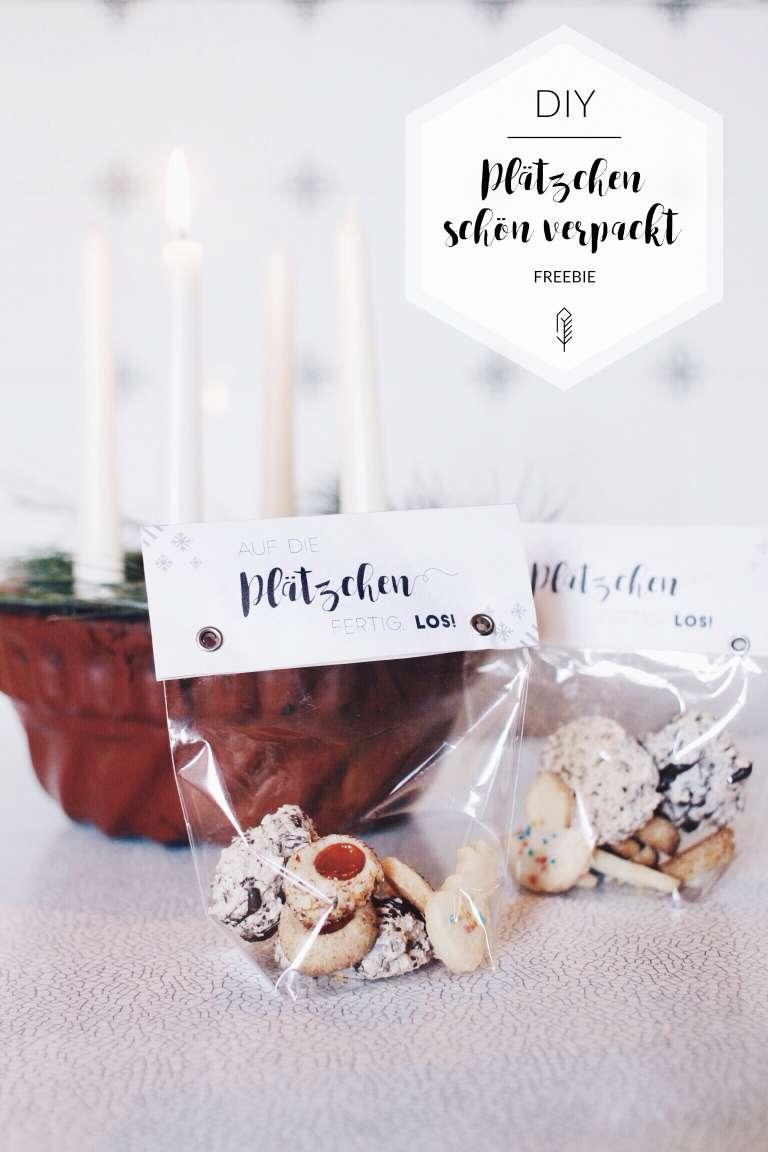 Diy Platzchen Schon Verpacken Verpackung Weihnachten Selbstgemacht Selber Machen Paulsvera