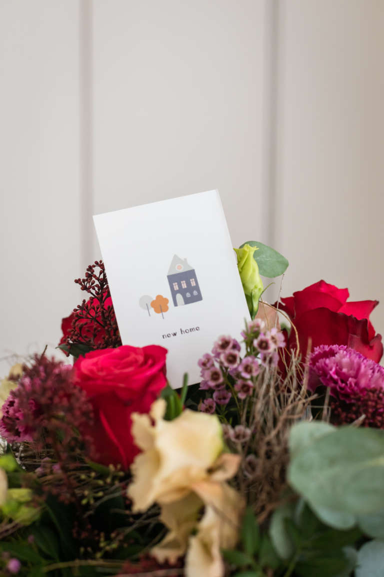 Fleurop Flower bag blumen schicken florist regional umzug geschenk karte ausdrucken kostenlos freebie studiovea 11