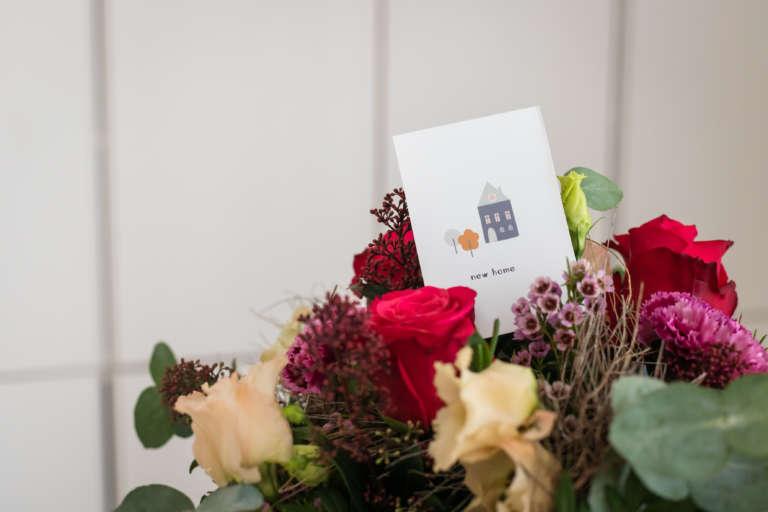 Fleurop Flower bag blumen schicken florist regional umzug geschenk karte ausdrucken kostenlos freebie studiovea 12
