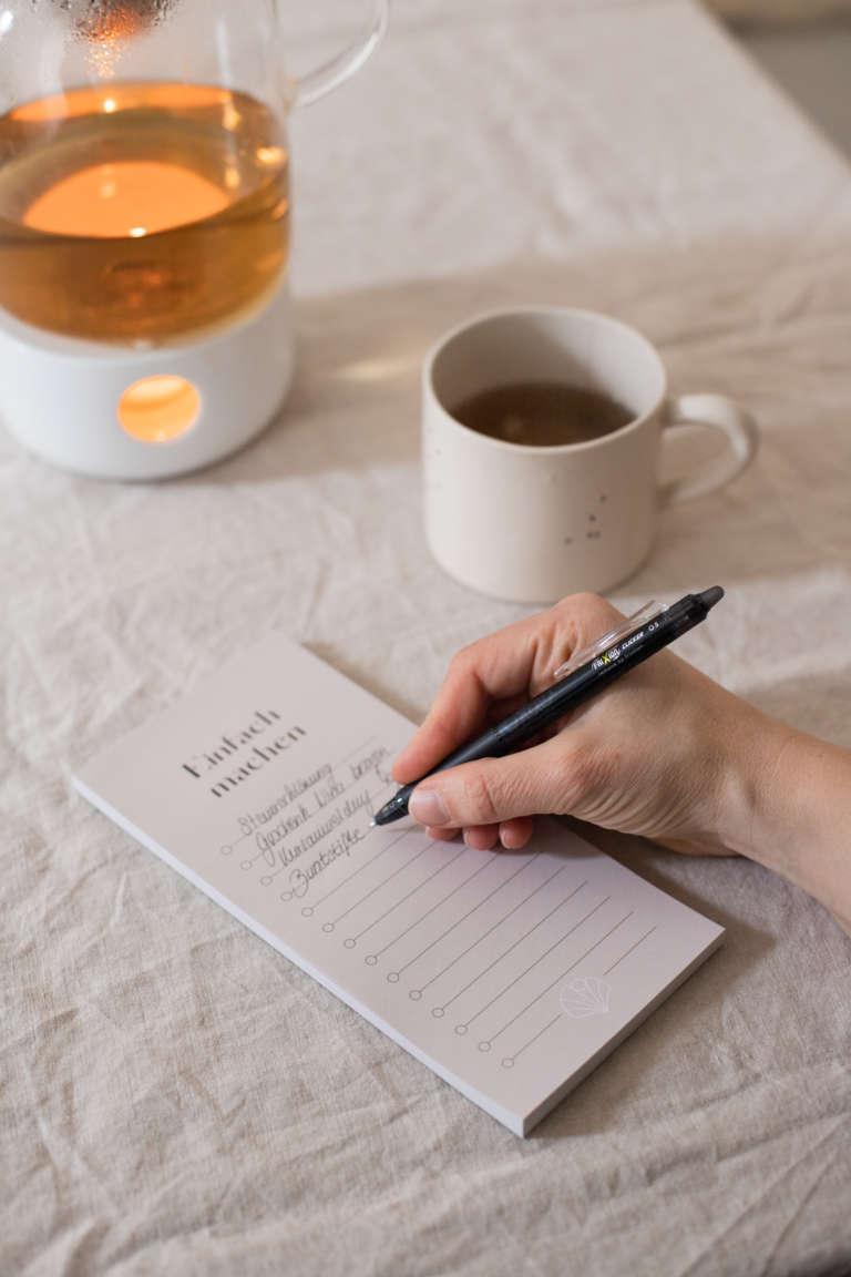 Fri Xion Cllicker Pen Morgenroutine To Do strukturieren Aufgaben studiovea 29