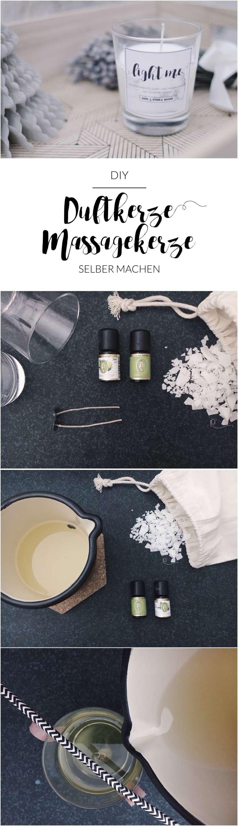 How To Duftkerzen Massagekerzen Selber Machen Geschenk Paulsvera