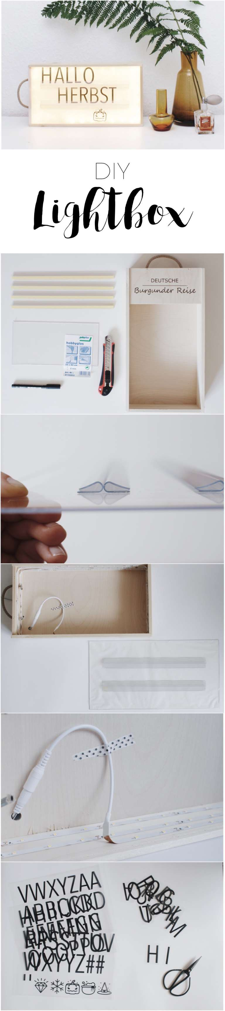 How To Lightbox Selber Bauen Paulsvera