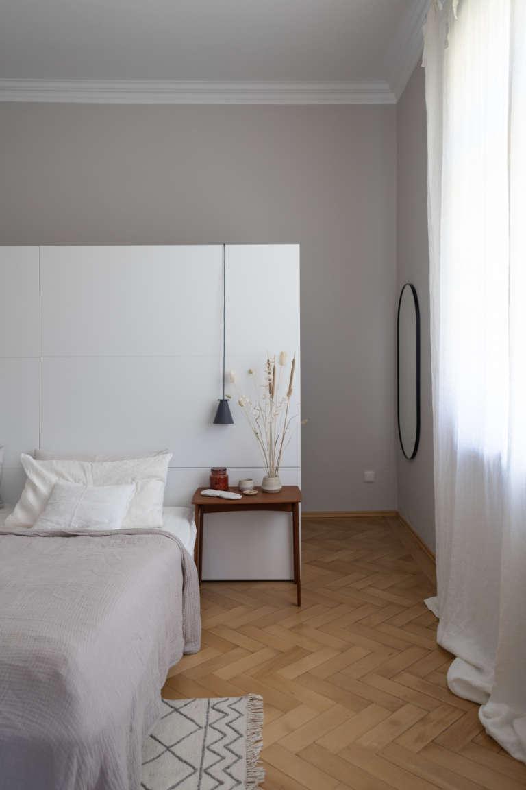 IKEA Klubsporre Schlafzimmer 1