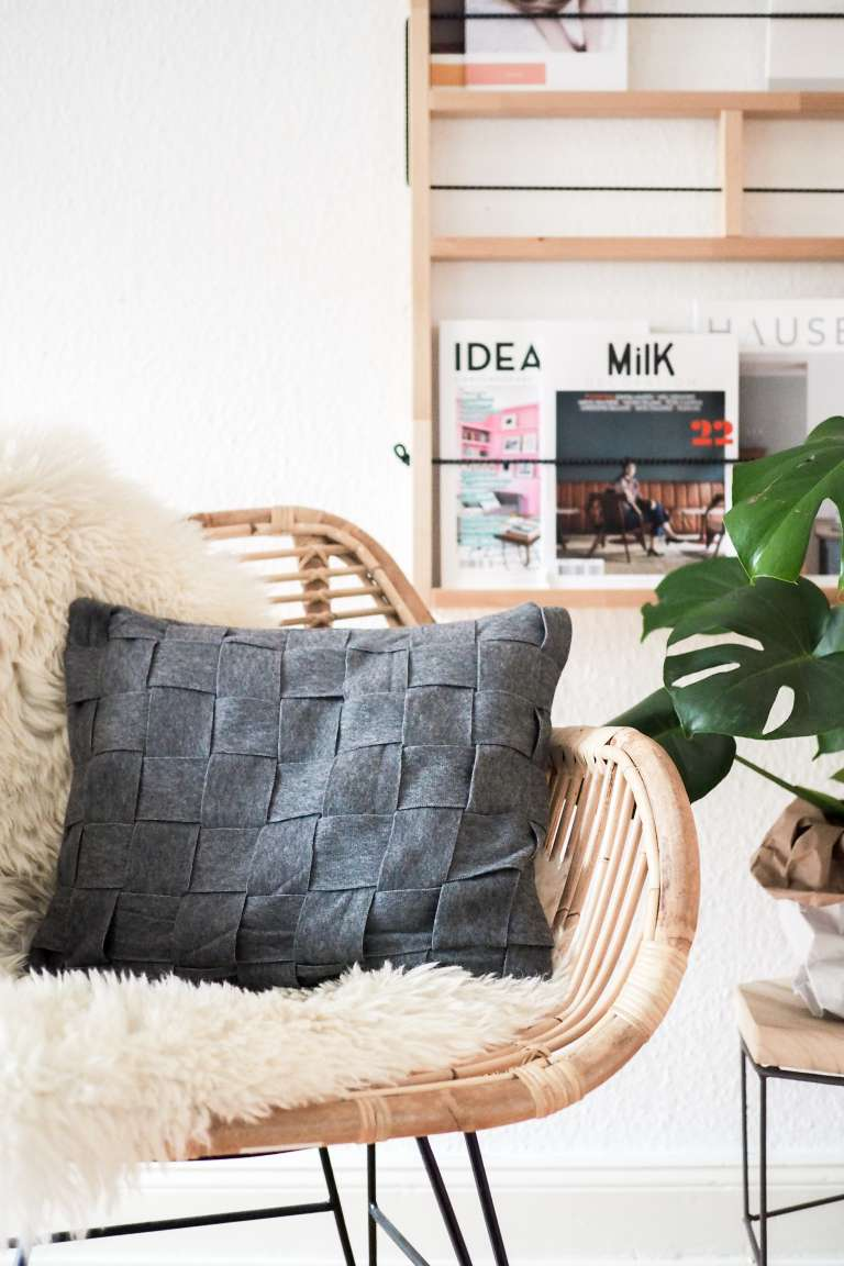 ikea hack diy kissen im weblook obsigen. Black Bedroom Furniture Sets. Home Design Ideas