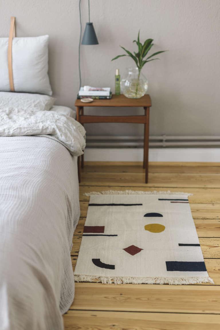 Ikea Hack Bemalter Teppich Diy Selbermachen Paulsvera 3