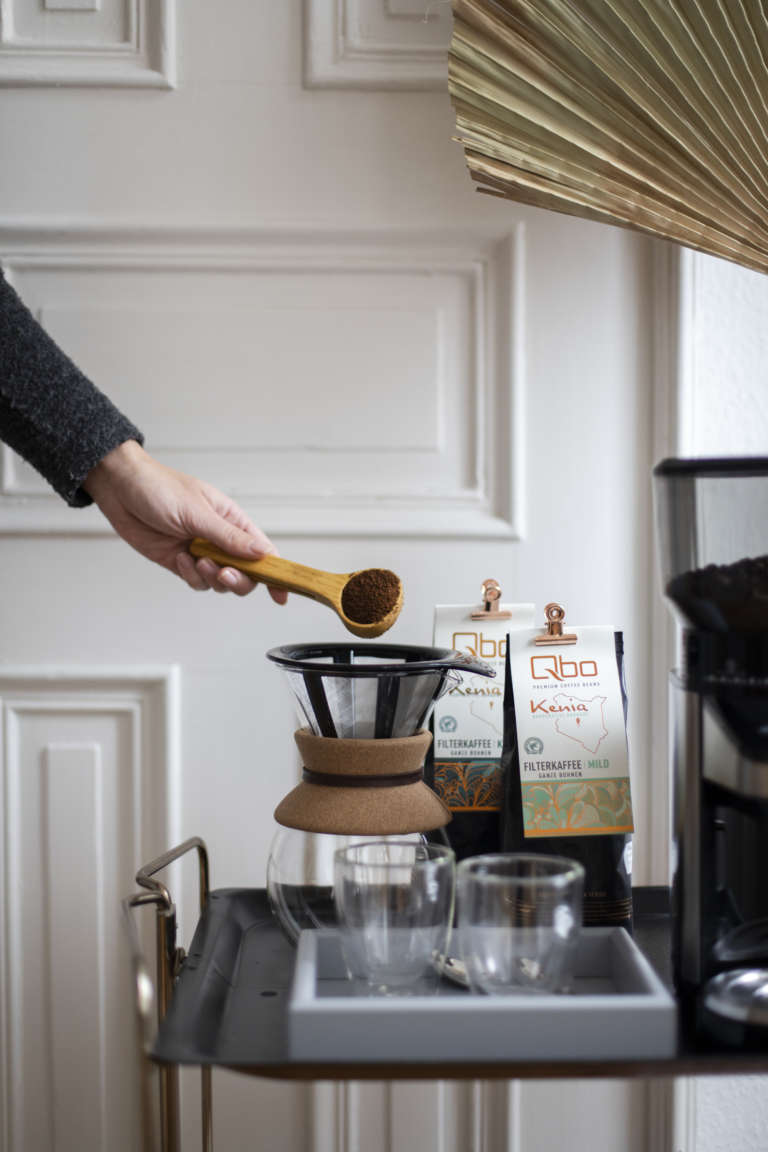 Kaffee Nachhaltig Tchibo Qbo Weihnachtsdeko Slow Living Paulsvera 8