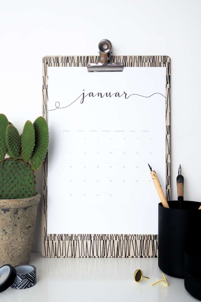 Kalender-2018-freebie-kostenlos-download-ausdrucken-kalendervorlage-2018-druckvorlage-printables-minimalistisch