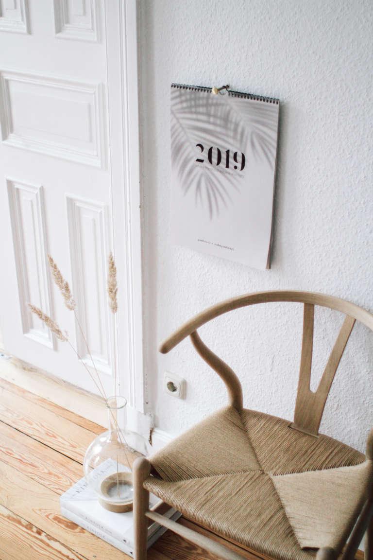 Kalender 2019 Pualsvera Wohngoldstueck 6