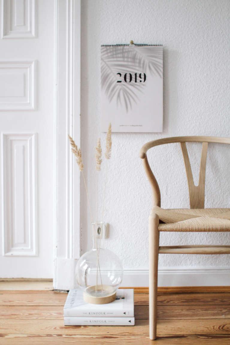 Kalender 2019 Pualsvera Wohngoldstueck