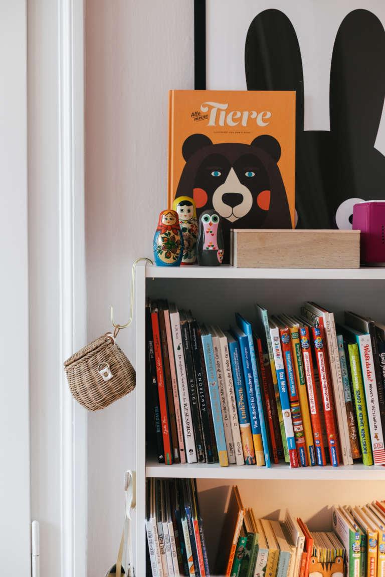 Kinderzimmer Vorschulkinder Kindergarten einrichten Zonen Montessori Aufbewahrung Ordnung Selbststandigkeit paulsvera 9