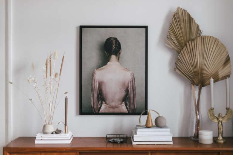 LUMAS Kunstwerke kaufen Trockenblumen DIY 3