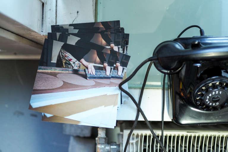 Makers Textildesignerin Susanne Kuehn Interview Hamburg Paulsvera 15