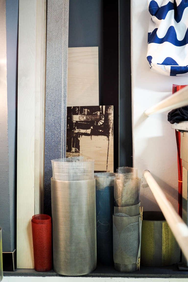 Makers Textildesignerin Susanne Kuehn Interview Hamburg Paulsvera 20