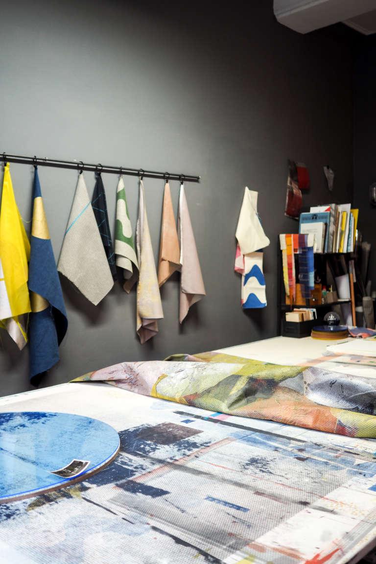Makers Textildesignerin Susanne Kuehn Interview Hamburg Paulsvera 3