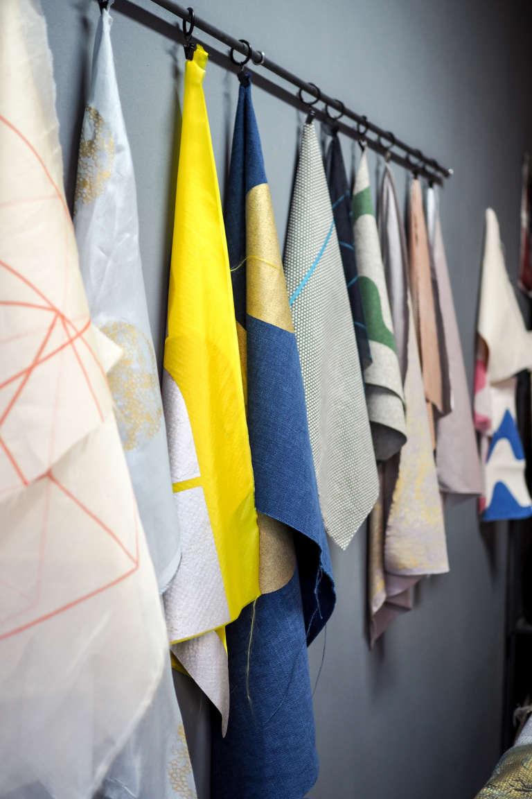 Makers Textildesignerin Susanne Kuehn Interview Hamburg Paulsvera 8