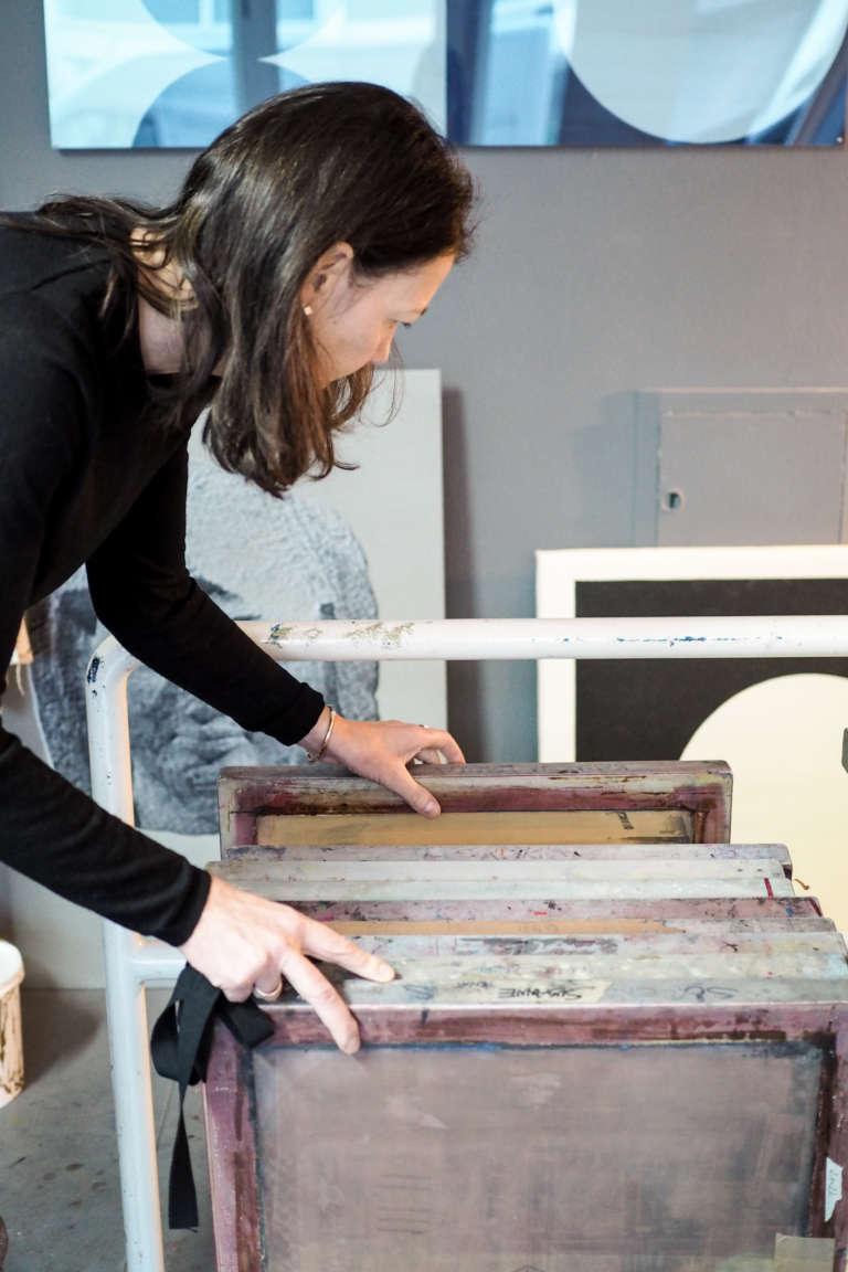 Makers Textildesignerin Susanne Kuehn Interview Hamburg Paulsvera 9