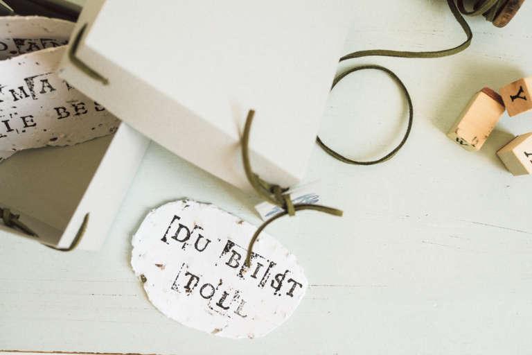 Muttertag Saatscheiben Geschenkverpackung Box Bluendruck Bluten Hammern Selbstgemacht Diy Paulsvera 8