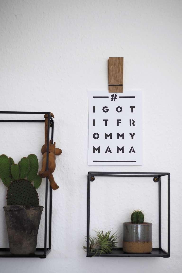 muttertagskarte und 9 geschenkideen f r mama paulsvera. Black Bedroom Furniture Sets. Home Design Ideas