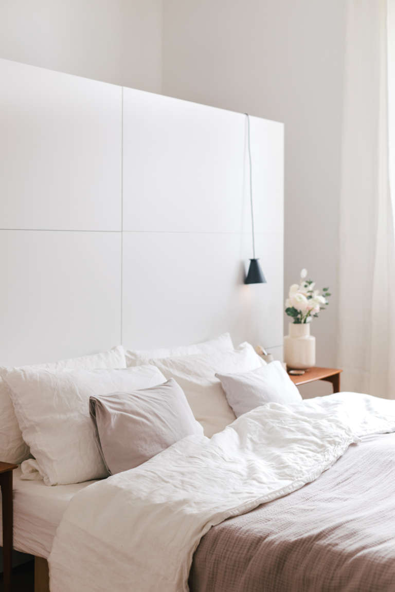 Ordnung Im Schlafzimmer Tipps Tricks Mehr Ordnung Kleiderschrank Klamotten Falten Bettlaken Falten Paulsvera 42