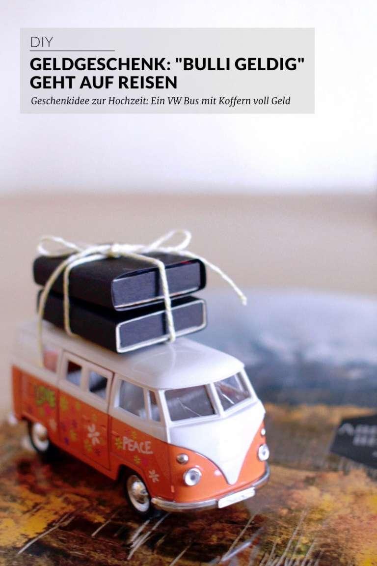 Basteln vw bus aus papier VW Bus