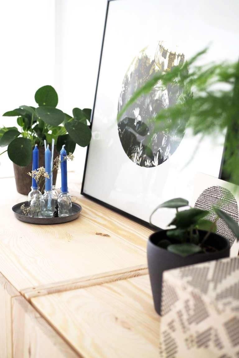 mein zuhause wohnen mit pflanzen paulsvera. Black Bedroom Furniture Sets. Home Design Ideas