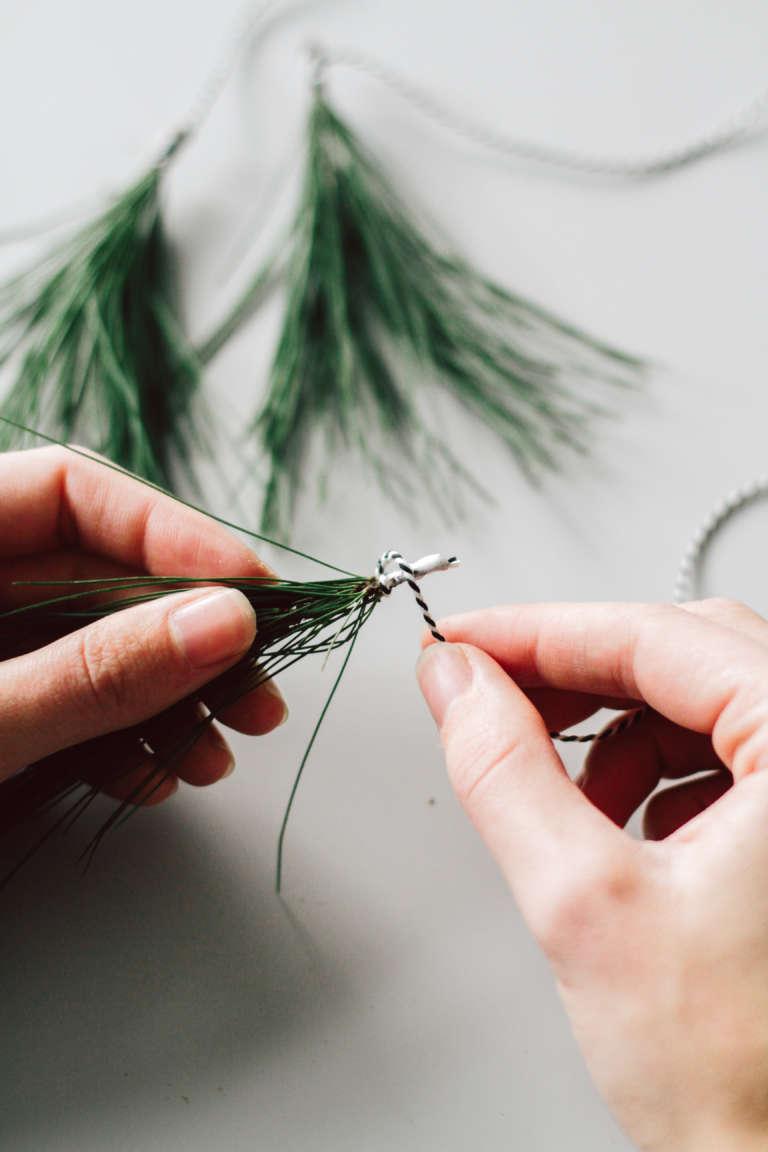 Weihnachtstisch Dekorieren Diy Ideen Weihnachtsdeko Tischdekoration Nachhaltig Paulsvera 11