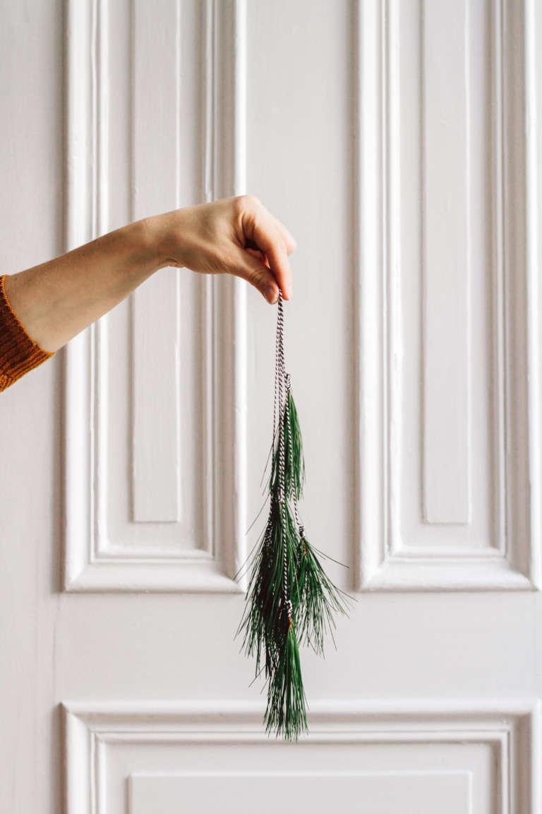 Weihnachtstisch Dekorieren Diy Ideen Weihnachtsdeko Tischdekoration Nachhaltig Paulsvera 12